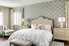Sophisticated Hollywood regency bedroom