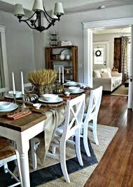 vintage dining room classic decorating with furniture and large crystal chandelier decorations