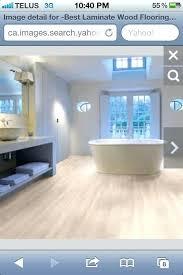 laminate wood floor in bathroom laminate wood floor bathroom
