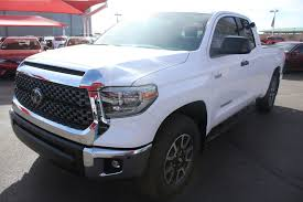 New 2018 Toyota Tundra SR5 Double Cab 6.5' Bed 5.7L Double Cab ...