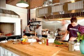 restaurant kitchen lighting. Vintage Lighting Is Reborn In A Trendy Seattle Restaurant Kitchen H