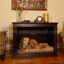 furniture pet crate. Wooden Dog Crate Furniture Plans Pet