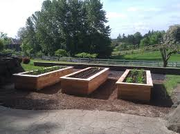 Small Picture garden ideas Beautiful Raised Garden Bed Design Small