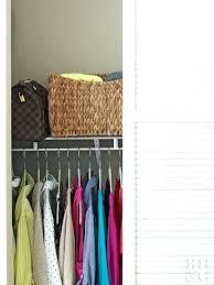 how to organize a small deep closet closet storage deep narrow ideas coat small organization how