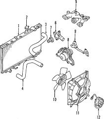 Mazda B2500 Parts Diagram