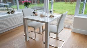 small dining room chairs. Modern White Gloss Kitchen Dining Set Chairs Uk Pertaining To Elegant Household Small Designs Room H