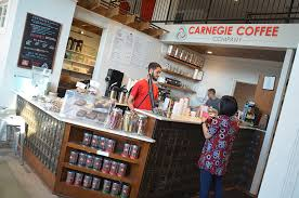 Their pastries are to die for. Near Neighbors Carnegie Mt Lebanon Magazine