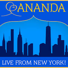 Ananda Live from New York!
