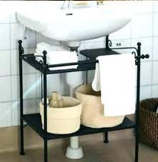 pedestal sink storage ikea pedestal sink shelf under pedestal sink shelf under pedestal sink storage cabinet