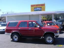 1992 Garnet Pearl Metallic Toyota 4Runner SR5 V6 4x4 #4015433 ...