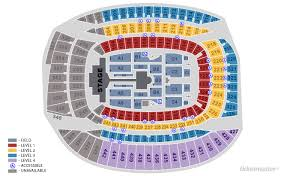 Metlife Stadium Seating Chart Bts Field Seat Numbers Online Charts Collection