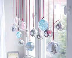 Weihnachtskugeln Als Fensterdeko Bild 8 Living At Home