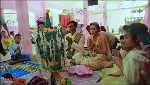 เผยคลิป! งานแต่งงานในอดีตของนางสาวสุทิดา (นุ้ย) กับนายปริวัตร  นักธุรกิจร้อยล้าน พ.ศ.2543 - วิดีโอ Dailymotion