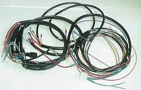 new 1965 1969 harley flh complete wiring harness • 119 00 picclick new 1977 1978 xlcr sportster harley davidson complete wiring harness