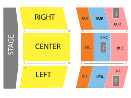 Bob Hope Theatre Seating Chart And Tickets