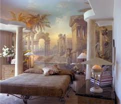 How To Paint A Mural On A Bedroom
