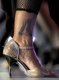 Tatuaggi Piede E Caviglia Tutti I Disegni Più Belli Per Lestate