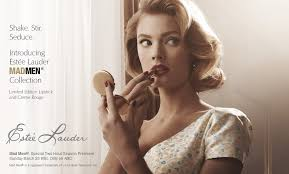 estee lauder for mad men and mac cosmetics marilyn monroe collection