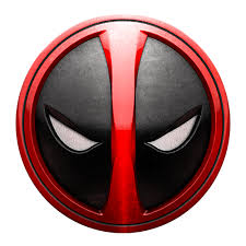 Deadpool Logo (PSD) | Official PSDs