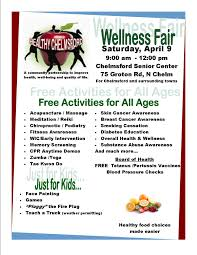 best images of health fair flyer template health and wellness health and wellness fair flyer template