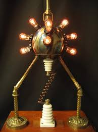 steampunk lighting. Lights By \ Steampunk Lighting O