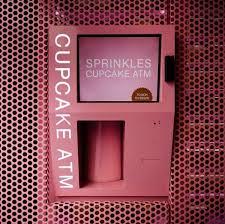 Cupcake Vending Machine Tampa New Disney Springs Is Getting A Sprinkles Cupcake ATM Blogs