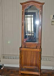 Mirror Coat Rack Vintage Mirror Coat Rack 1100100 Via Etsy Hat Coat Purse Shoes 36