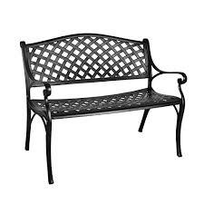 giodir outdoor patio garden bench