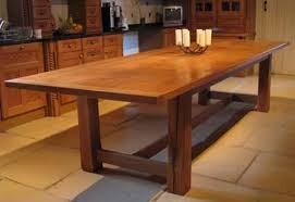 dining table woodworkers: download wood kitchen table plans download