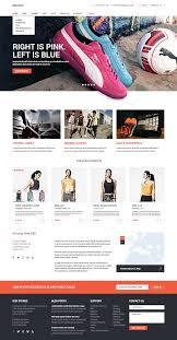Free Ecommerce Website Templates Classy Free Ecommerce Website Template PSD Cart Craze