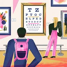 Is This The End Of The Eye Chart Experience Magazine Medium
