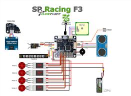 sp racing f3 flight controller (acro) Cc3d Flight Controller Wiring Diagram As Well M Cc3d Flight Controller Wiring Diagram As Well M #59 CC3D Flight Controller Wiring Diagram to Spektrum