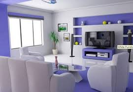 Lavender Living Room Decorating Ideas   Living Room In A Lavender Color Living Room