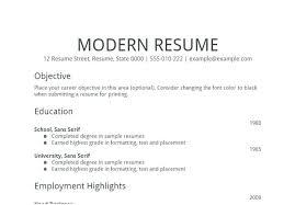 Objective In Resume For Fresh Graduate Resume Sample Resume For