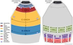 Kino Sports Complex Seating Chart Seating Charts Tucson Music Hall