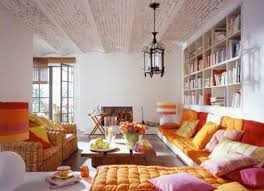 decorating with floor pillows. Living Room With Floor Pillows For New Trend Cushion Decorating Ideas In Livingroom Folat A