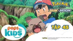ÂM NHẠC - Tổng Hợp Hành Trình Thu Phục Pokémon Của Satoshi - Hoạt Hình  Pokémon S20 Sun & Moon Phần 45