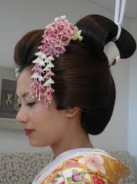 ウエディングブログ アルカンシエルガーデン名古屋 和装ヘアスタイル