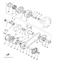 Free download wiring diagram 1987 yamaha riva 125z xc125zt clutch parts best oem clutch parts