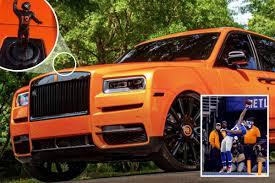 Nfl Star Odell Beckham Jrs Custom 250000 Rolls Royce Revealed