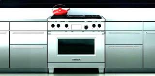 40 Inch Gas Stove