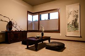 Japanese Style Table Setting 20 20 Street Of Dreams Custom Home By Rick Bernard Photo By
