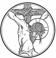 Christ On Wooden Cross Jesus Wooden
