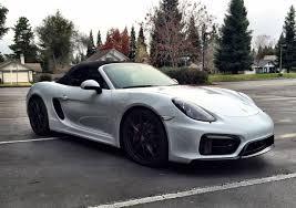 Boxster GTS (2015), PDK, White/Black - Rennlist - Porsche ...