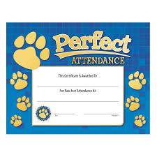 Attendance Certificates Printable Printable Perfect Attendance Certificate Ninjaturtletechrepairsco 21