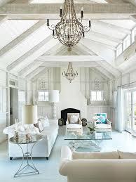 coastal lighting coastal style blog. Beach House Living Room With Aqua Touches Coastal Lighting Style Blog S