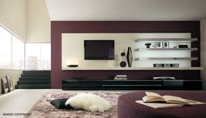 Tv Designs Living Room Wonderful Tv Units Design In Living Room And Also Stylish Tv Wall