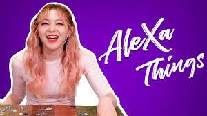 Is AleXa the REAL Hannah Montana?   AleXa Things – Episode 2 - YouTube