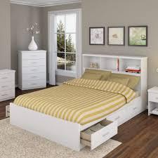 white queen bookcase headboard. Wonderful Bookcase White Queen Size Storage Bed With Bookcase Headboard In Modern Neutral  Bedroom Idea Terrific Designs And N