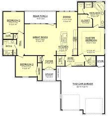 3 Plan 430 Open Floor Gym Luxury Idea